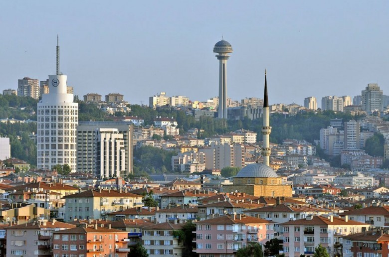 Ankara (Ancyra) — the capital of Turkey and its second largest city