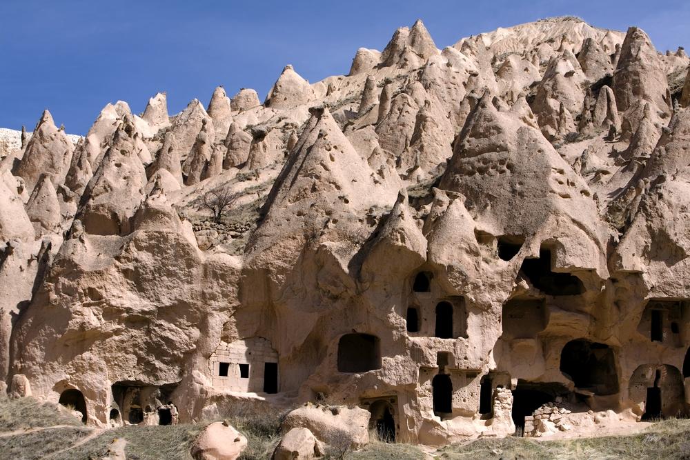 Cappadocia – Historical Places