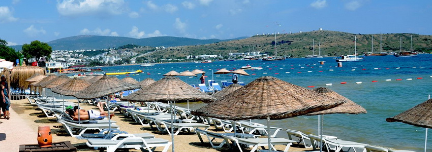 BODRUM PENINSULA BEACHES & COVES