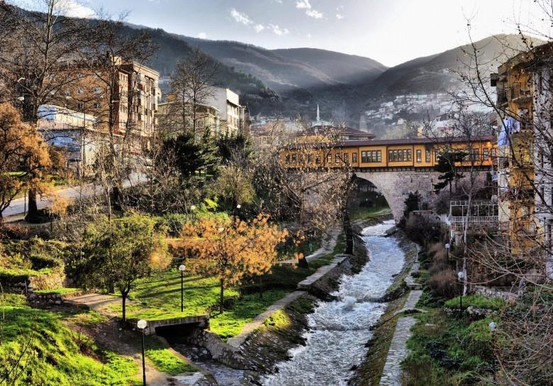 Bursa — the first capital of the Ottoman Empire