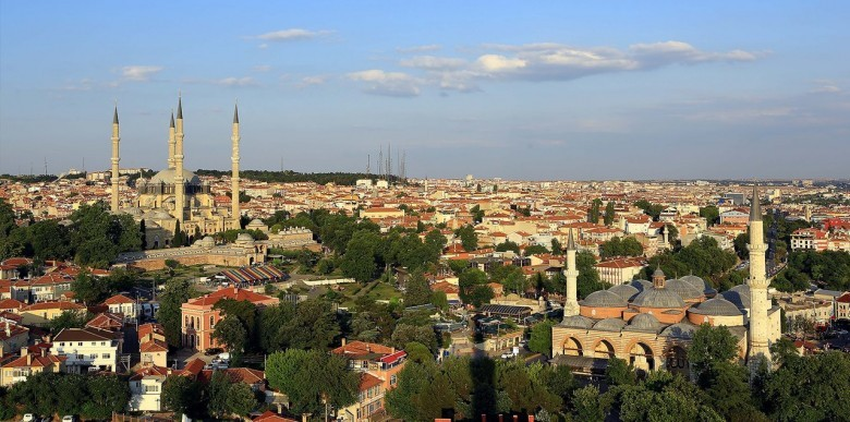 Edirne (Adrianople) — the second capital of the Ottoman Empire