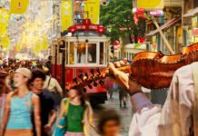 EVENTS AND FESTIVALS IN TURKEY
