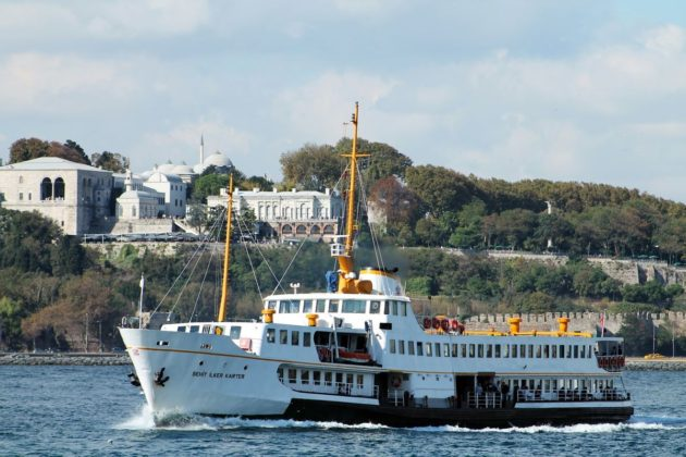 Karaköy/Kadıköy Ferries - Things To Do in Istanbul