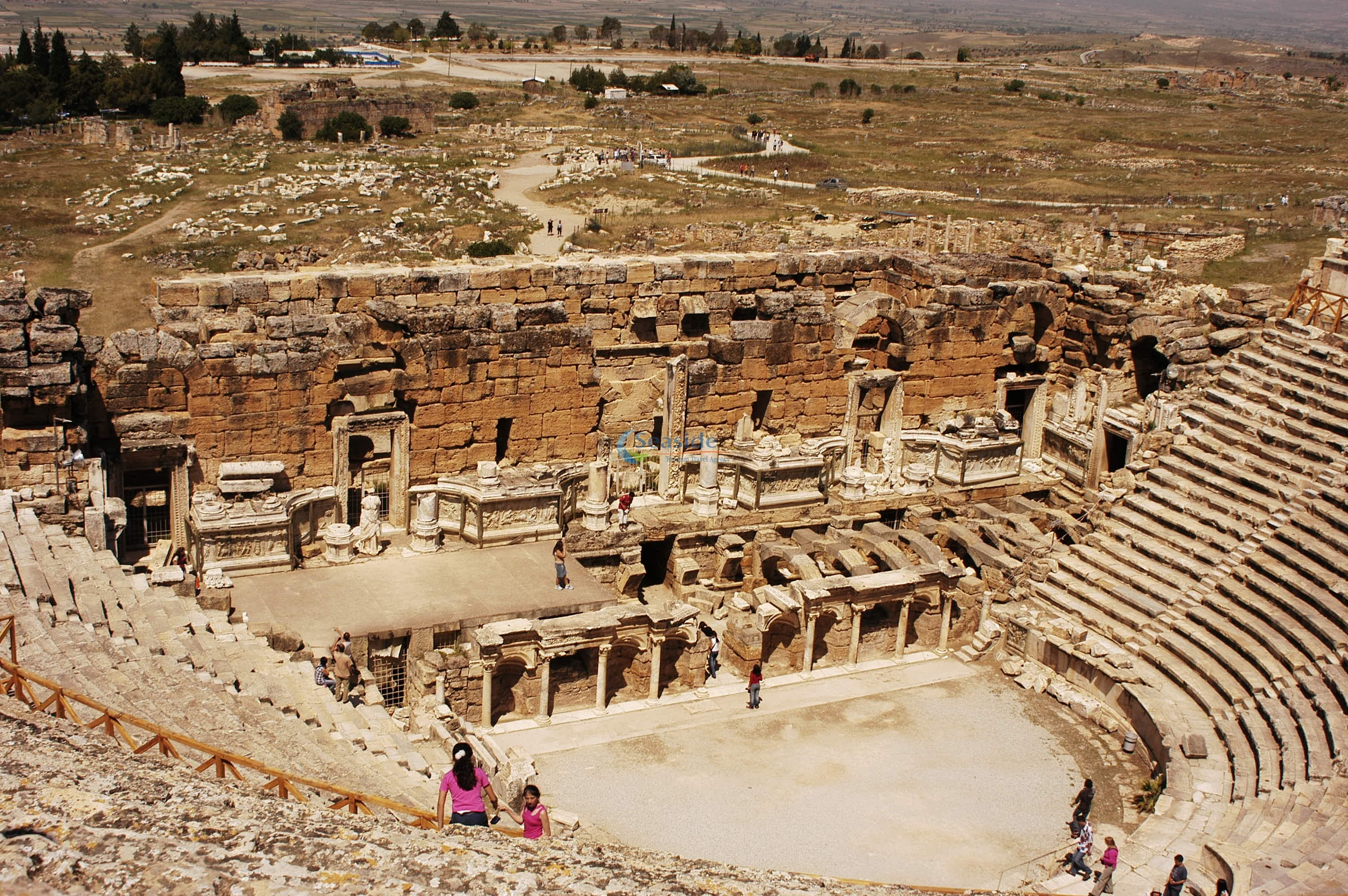 Denizli Hierapolis Pamukkale