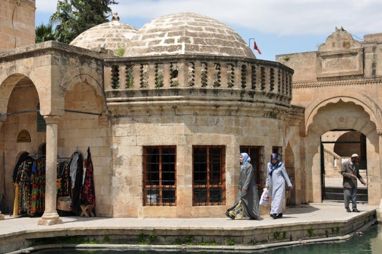 Urfa (Edessa) — magical city with beautiful architecture and extremely friendly locals at the gates of Eastern World; where Turkish, Kurdish, Arabic, and Persian cultures mingle